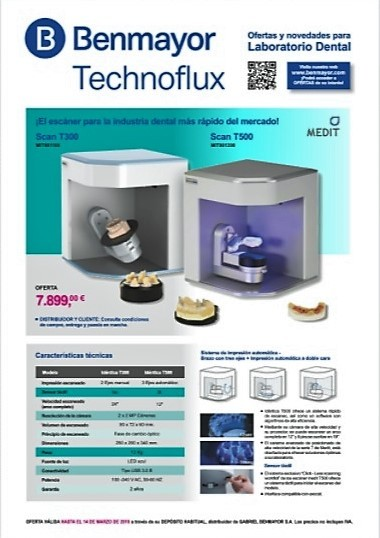 OFERTAS LABORATORIO DENTAL TECHNOFLUX TECHNODENTAL_tienda.almacenes-esteban.com